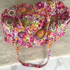 NWOT Vera Bradley duffle bag
